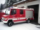 Seitenansicht des LFB-A der Feuerwehr Oberdrum