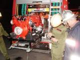 LFB-A der Feuerwehr Oberdrum - Pumpe FOX II