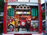 Ausrüstung des LFB-A der Feuerwehr Oberdrum