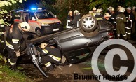 Verkehrsunfall in Oberdrum