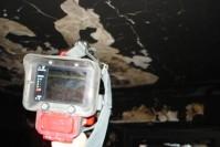 Messung mittels Wäremkamera ...