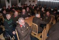 Feuerwehrjahreshauptversammlung 2009 im Kameradschaftsraum