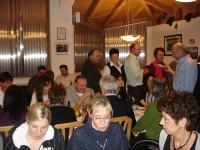 Kameradschaftsveranstaltungen im Gerätehaus - hier die Weihnachstfeier 2009