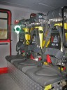 LFB-A -  Kabinenansicht mit Atemschutzgeräte